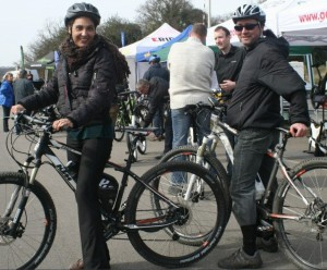 Redbridge electric bike test day