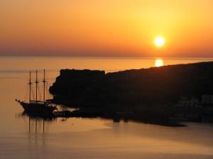 Foto: Reni. Türkische Südküste Oktober 2004.